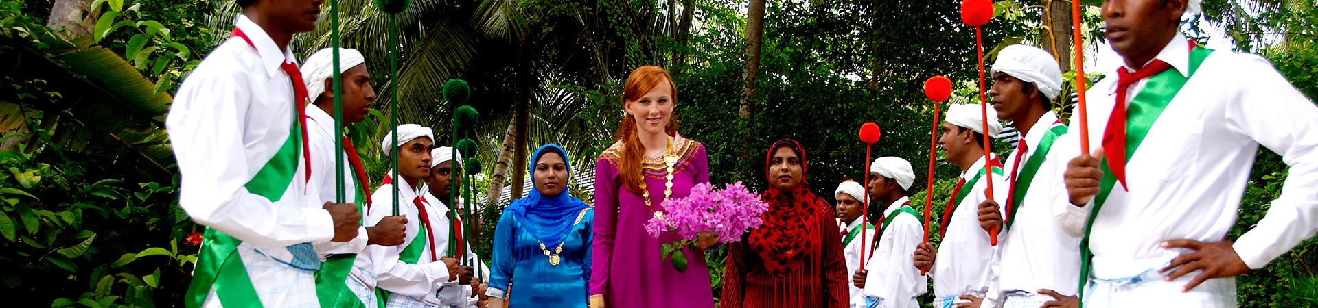 Kultur Malediven