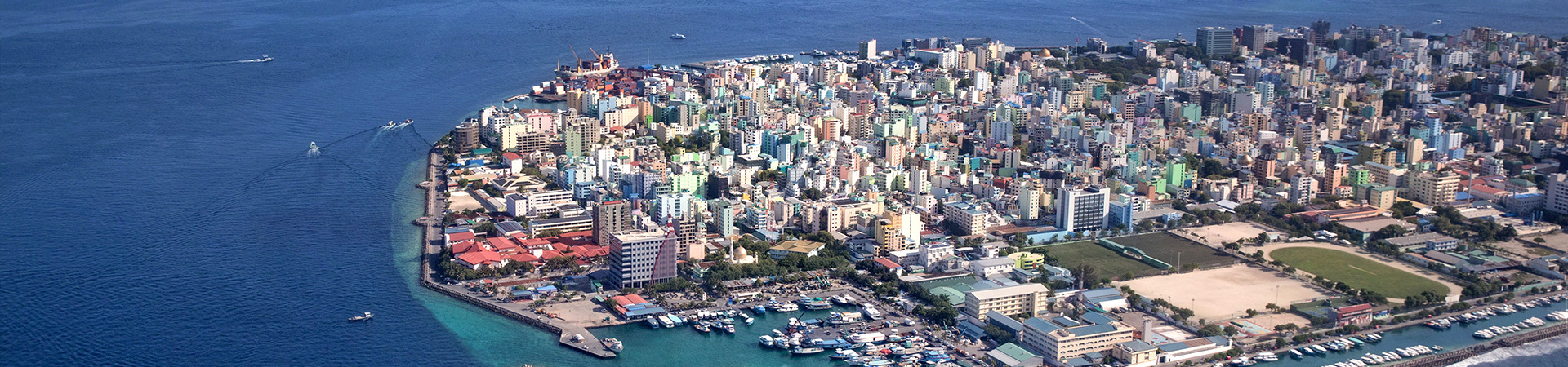Malediven Hauptstadt Male