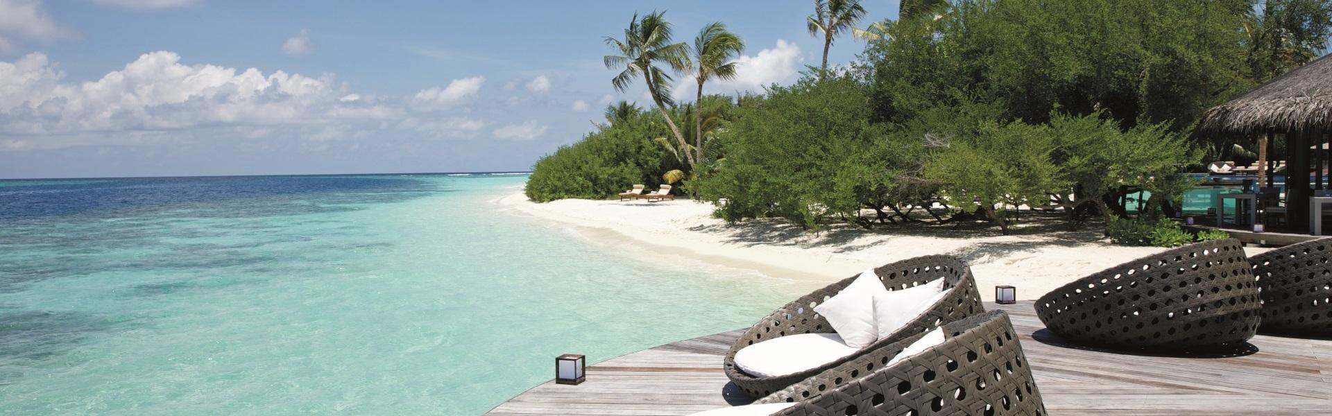 Hideaway Beach Malediven
