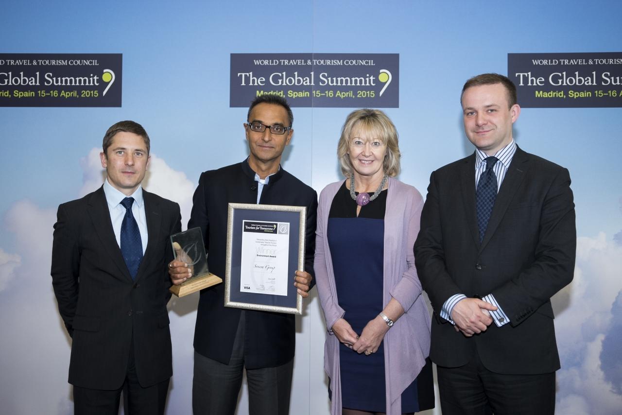 Soneva WTTC Award