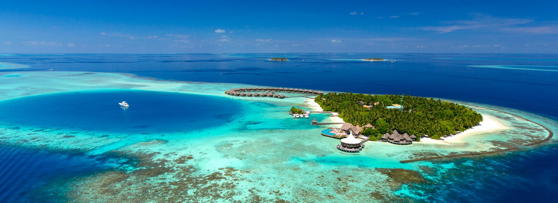 Auf BAROS Maldives sind Gentlemen gefragt