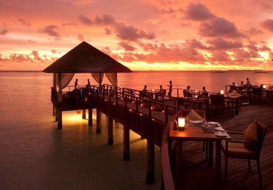 'Film ab' auf den Malediven