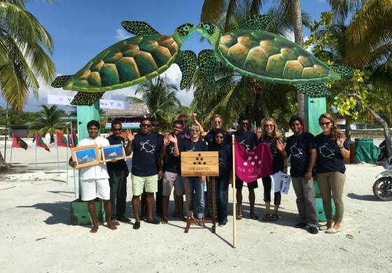 Schützt die Meeresschildkröten!