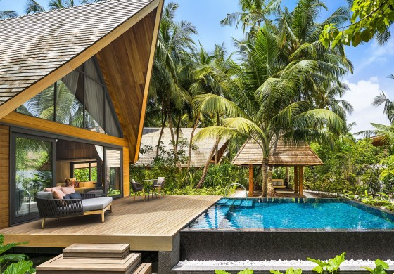 Neueröffnung: St. Regis Maldives Vommuli Resort