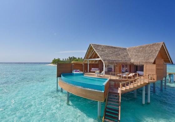 Neueröffnung: Milaidhoo Island