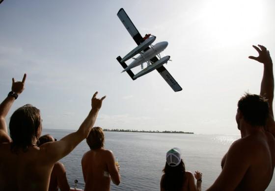 Seaplane Surfing Safari
